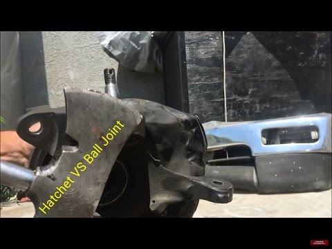 Acura Integra ball joint replacement