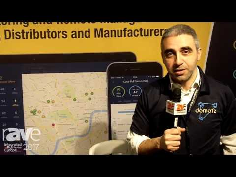 ISE 2017: Domotz Presents Fing Networking Scanning App