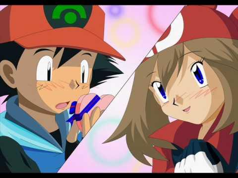 Ash Ketchum And May Ash Ketchum e May Haruka