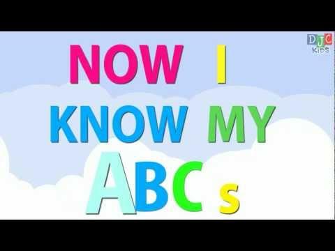 ABC Karaoke! Fun Animated Video for Kids!