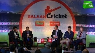 Salaam Cricket: Sourav Ganguly: Shane Warne Sledged Me Every Where | Sports Tak