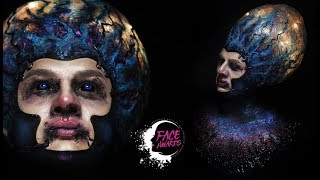 Face Awards Poland 2018 | TOP 10 | Artificial Intelligence by Lucas Rembas | NYX Professional Makeup
