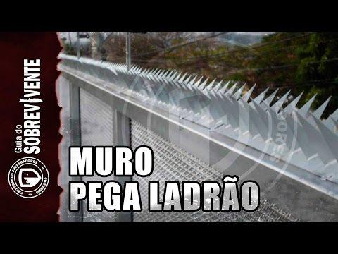Segurança para muros