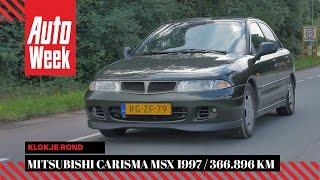 Mitsubishi Carisma MSX (1997 / 366.896 km) - Klokje Rond