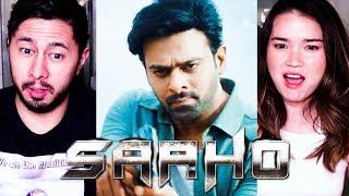 SAAHO | Prabhas | Shraddha Kapoor | Sujeeth | Telugu | Teaser Reaction by Jaby Koay & Achara Kirk!