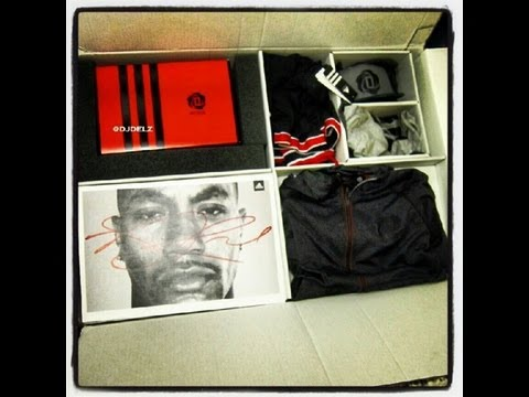 Adidas D.Rose 3 Sneaker Unboxing With @DjDelz (Friends & Family Pack) Including On Feet