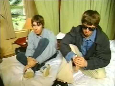 Oasis - Noel and Liam Gallagher Interview - Rare! - 1994 The O-Zone (The Early Years)