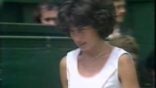 82 Virgina Wade Wins Wimbledon