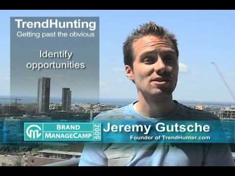 Jeremy Gutsche - Brand ManageCamp 2009 Speaker