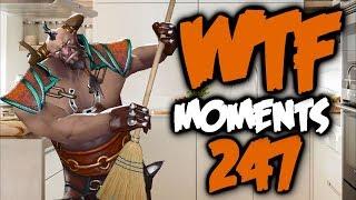 Dota 2 WTF Moments 247