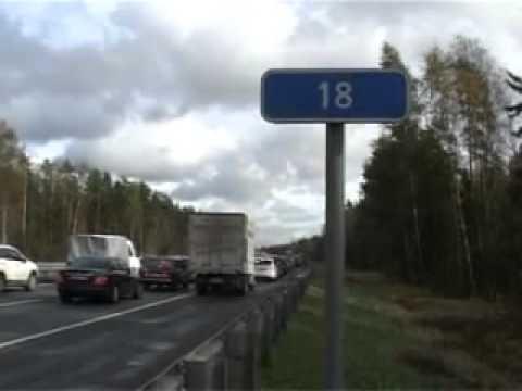 Героический поступок пассажирки ГАЗели спас людей (18+)