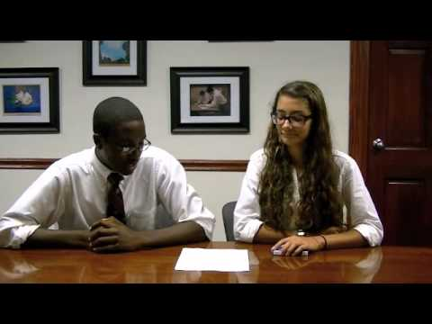 Severn Anchor News FT. Allen Belo and Rachel Corn
