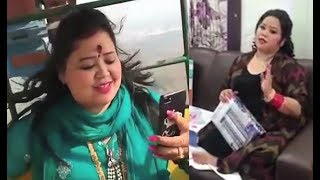 Bharti Singh Funny Videos After Her Marriage