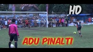 Adu Pinalti Menegangkan ♥ Turnamen Bola ♥ Penalty Shoot In Tournament Football HD