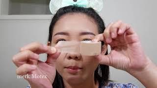 3 jenis eyelid tape/ scotch tape/ skot mata, perbedaan dan tutorial cara pemakaian