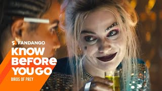 Know Before You Go: Birds of Prey | Movieclips Trailers