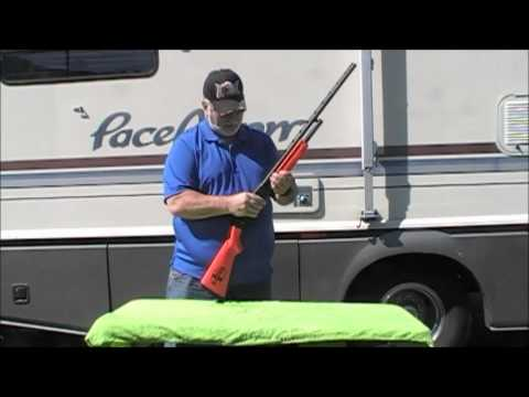 Loading   Unloading a Pump Action Shotgun