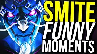 SAYING MY GOODBYES... (Smite Funny Moments)