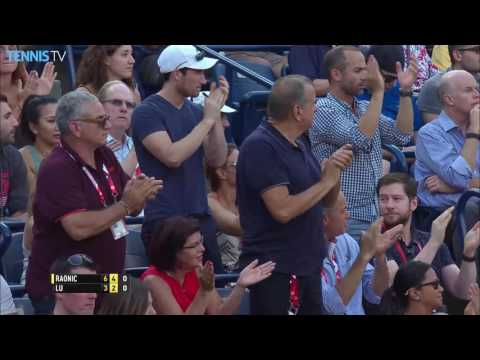 Djokovic Nishikori Raonic Win In Toronto 2016 Wednesday Highlights