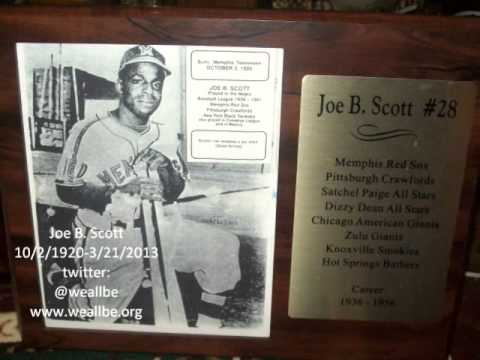 """Say It Ain't So Joe: Dr. Bill Hurd's musical tribute to late Baseball Great Joe B. Scott"""