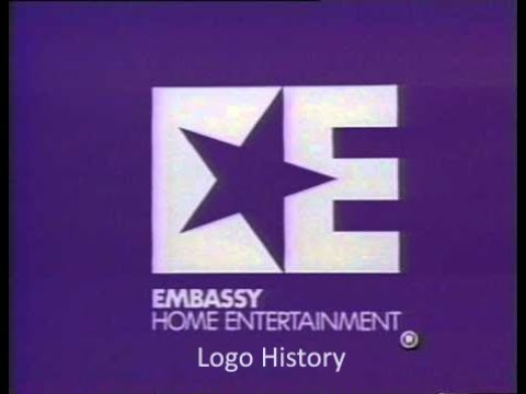 Embassy Home Entertainment Logo History 3
