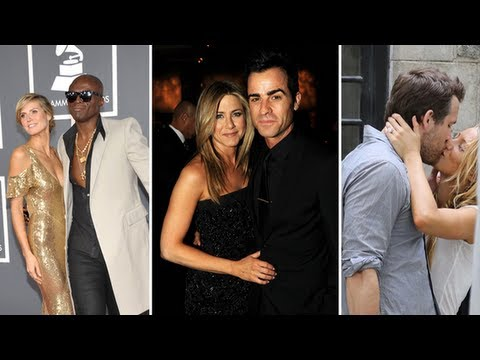 Top 8 Shocking Celebrity Couple Moments of 2012!