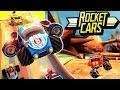 Rocket Cars Gameplay (Illusion Labs) : New Fun Racing Game !