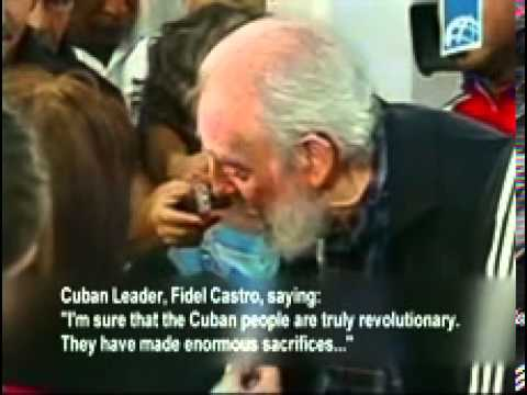 Cuba leader Fidel Castro makes rare appearance to vote