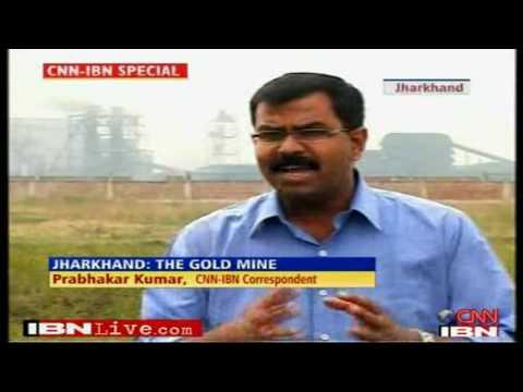 Black-Gold Hunting ! :: Madhu Koda :: CNN-IBN Special