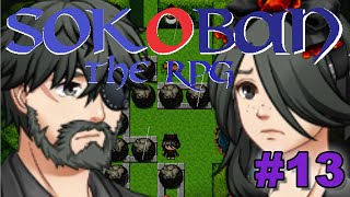Nock Plays | Sokoban: The RPG #13 - When does this forest end?