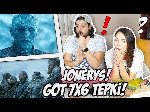 Game of Thrones 7Sezon 6Bölümün Çığlık Dolu...