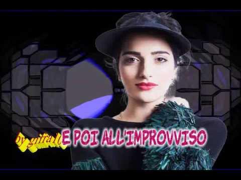 Levante ft  Max Gazzè - Pezzo di me (con cori) (karaoke - fair use)
