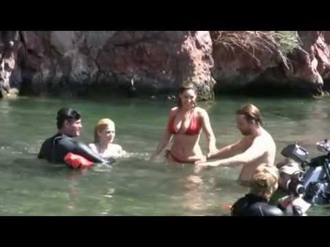 Kelly Brook: Piranha Behind-the-Scenes DVD Extra