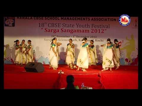 Thiruvathira Kali Cbse 09 - Unni Ganapathi video