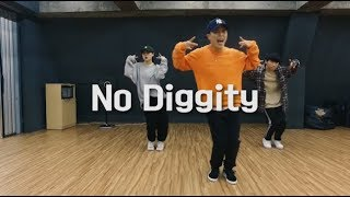 No Diggity Ft Dr Dre Queen Pen Blackstreet Yellow D Choreography