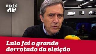 Lula foi o grande derrotado desta eleição | Marco Antonio Villa