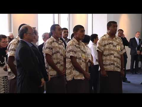 Fiji Airways NZ Arrival