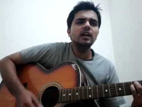 Gulabi Aankhein Unplugged (Atif Aslam) Played by Me.....