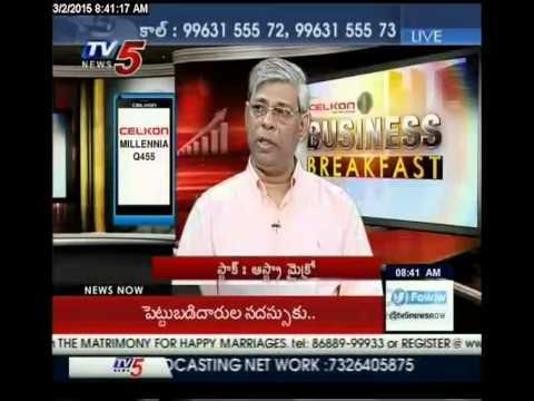 2nd March 2015 Tv5 Business Break fast