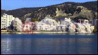 Si ishte dhe si u bë pas shpërthimit më eksploziv ndërtesa 7 katëshe në Vlorë