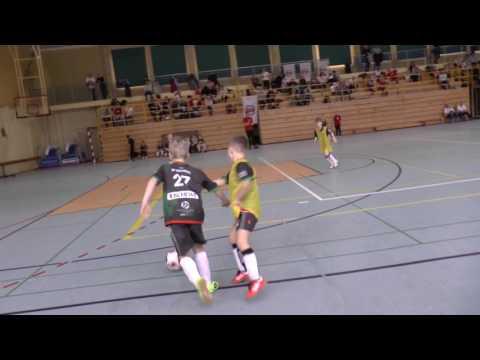 Jaguar Gdańsk Południe I - Jaguar Gdańsk Północ II 4:1 Cały Mecz (Półfinał 26.02.2017)