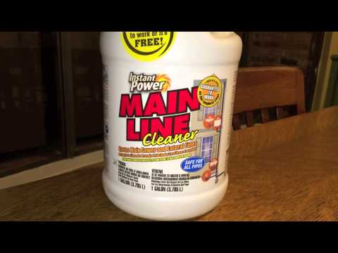 Main Line Cleaner Review