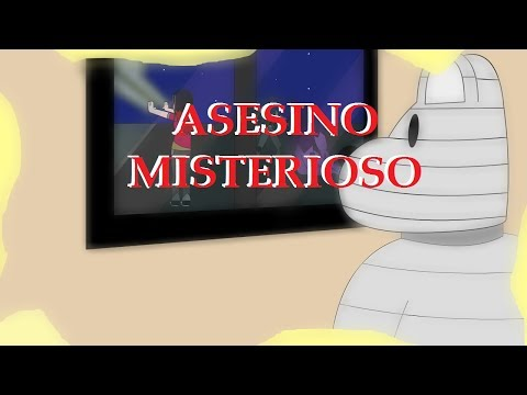El raton de titanio capitulo 2 asesino misterioso (HD)