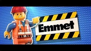 La película de LEGO presenta a sus personajes