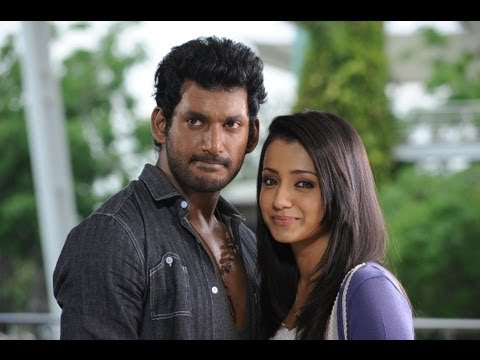 Thanks to Trisha – Vishal Interview