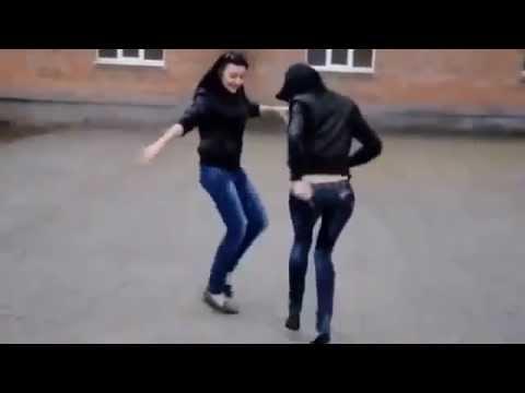 Кавказские девушки жгут