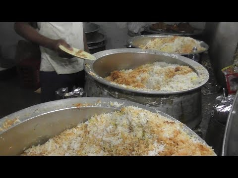 Chicken Biryani Single Only 50 Rs | Star Pride Hyderabad | Street Food Loves You