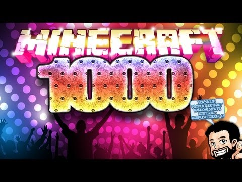 MINECRAFT [HD+] #1000 - 1000 Jahre Random Brainfakks!! &acirc; Let's Play Minecraft