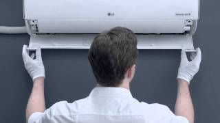 LG Air Conditioner - Quick & Easy Installation