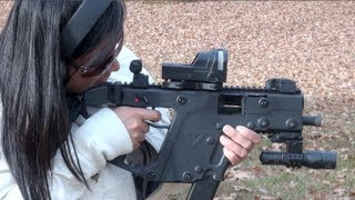 Kriss Vector Shooting Action